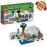 MINECRAFT LEGO THE POLAR IGLOO 21142 - 278 pcs Kids Toy Gift New