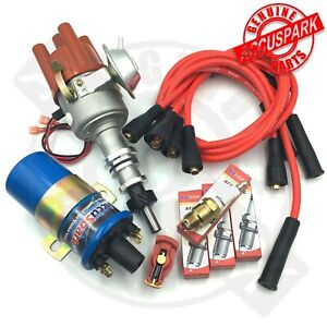Ford Pinto Electronic Complete AccuSpark Stealth ignition kit  Ballast ignition