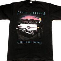 VTG Elvis Presley Men's Classics Are Forever 1992 TShirt Sz Large Jerzees Shirt