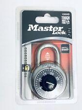 Combination Master Lock 1500d New 34 Inch Anti Shim