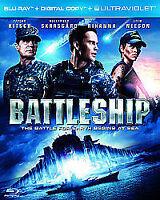 Battleship (Blu-ray, 2012)  Brand new and sealed