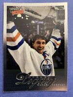 2000 Upper Deck Ultimate Victory #114 Wayne Gretzky First Stanley Cup