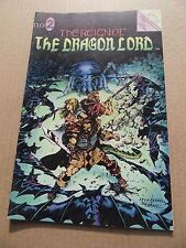 Reign of the Dragon Lord 2  . Eternity 1987 - FN  / VF
