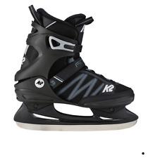 K2 F.I.T. Ice Skate Black/Gray 9
