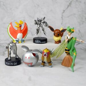 Toy Set - Pokémon Gundam Figure Gashapon Anime MonsterJapan