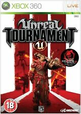 Unreal Tournament III 3 (Microsoft Xbox 360, 2008) NOUVEAU