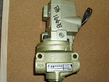 "New Other, Ross 2771B2001 Solenoid Valve, 2 Way, 120V, 1/4"" Npt, N.C. 1-10 Bar."