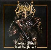 Unleashed - Eastern Blood: Hail to Poland (CD, 1997, Century Media) Death Metal