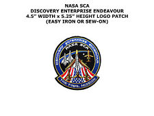 ORIGINAL - THE FINAL MISSION - SHUTTLE CARRIERS OF AMERICA - SCA - NASA PATCH
