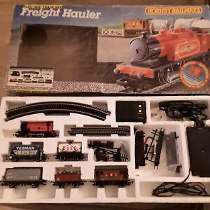 Hornby Freight hauler train set