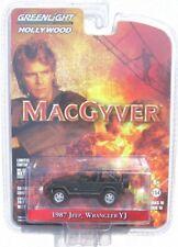 Greenlight Hollywood Series 16 Macgyver 1987 Jeep Wrangler Yj