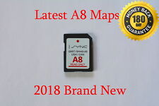 A8 2018 MAP UPDATE Navigation SD CARD SYNC FITS ALL FORD LINCOLN UPDATES A7 A6