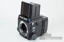 Mamiya RZ67 Professional Medium Format Film Camera w/ Pro 120 Film Back Magazine