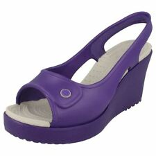 Crocs Platform, Wedge Casual Sandals & Beach Shoes for Women