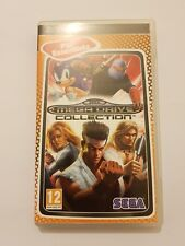 SEGA Mega Drive COLLECTION Sony PSP pal España y completo