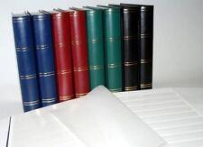 Prophila Leuchtturm clasificador de 60 paginas color azul