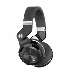 Original Bluedio Turbine T2 Wireless Bluetooth Headphones with 1-Year Warranty