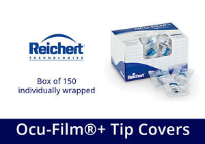 Reichert OCU-FILM + Tip Covers – Box of 150  Original (NEW)