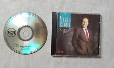 "CD AUDIO MUSIQUE INT / MANOLO ESCOBAR ""30 ANIVERSARIO"" CD COMPILATION  21T 1988"