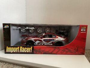 Jada Toys 1/18 Import Racer Apexi Toyota Supra