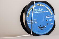 Raptor® Superbraid Waller-Vorfach 1.20 mm/90 kg, 20 m, weiss, (0,69 €/m)