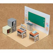 NENDOROID MORE CUBE01 CLASSROOM ACCESSORIES SET FREE SHIPPING