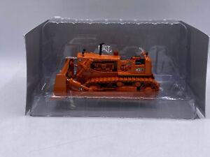 1st Gear Allis Chalmers HD-21 Dozer With Straight Blade & Drawbar 1/50 Diecast
