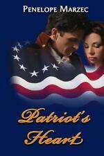 Patriot's Heart by Penelope Marzec (2014, Paperback)