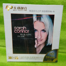 2009 Sarah Connor - Real Love - Music CD - 2 CD Set - Import - BRAND NEW