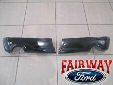 2019 Ford F-150 OEM Ford Rear Painted Step Bumper w/ Prox Sensors LIMITED MODEL