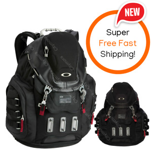 Oakley 34L Capacity Men's Kitchen Sink Backpack One Size Black 92060AODM - NEW