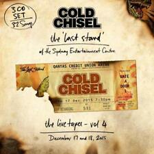 COLD CHISEL The Live Tapes Vol 4: The Last Stand Sydney Entain 17&18 2015 CD NEW