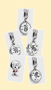 HARRY POTTER Pandora CHARMS ASSORTED + Free POUCH &  Bag -CPAN01