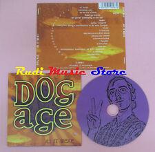 CD DOG AGE As it were 1998 VOICES WONDER WOW067 lp mc dvd