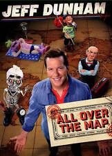 Jeff Dunham: All Over the Map (DVD, 2014)