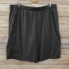 Men's Under Armour Loose coupe UA Shorts Size XXL gray Performance Athletic