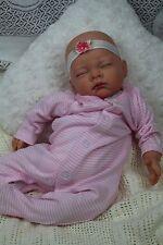 BALD SOFIA REBORN- BABY GIRL OR BOY DOLL - SCRATCH/BLEMISH - NUBORNZ NURSERY
