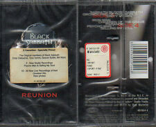 BLACK SABBATH - REUNION - BOX 2 MC (NUOVA SIGILLATA) RARA !!
