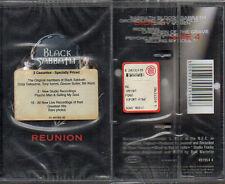 BLACK SABBATH - REUNION - BOX 2 MC (NUOVA SIGILLATA) RARA !!