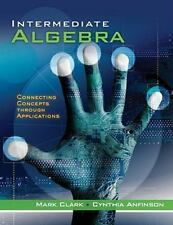 Intermediate Algebra: Connecting Concepts through Applications Available Titles