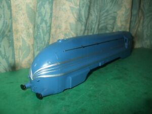 HORNBY LMS STREAMLINED DUCHESS BLUE LOCO BODY ONLY - QUEEN MARY - No.1
