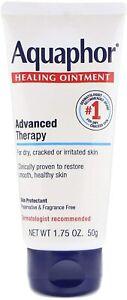 Eucerin Aquaphor Healing Skin Ointment Advanced Therapy, 1.75 Oz