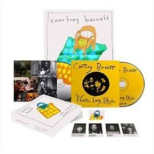 Sometimes I Sit and Think, And Sometimes I Just Sit [Special Edition] by Courtney Barnett (CD, Nov-2015, 2 Discs, Marathon Artists)
