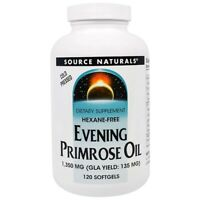 SOURCE NATURALS - Evening Primrose Oil 1350 mg - 120 Softgels