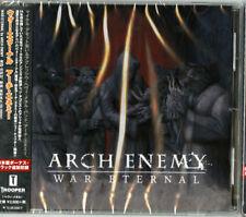ARCH ENEMY-WAR ETERNAL-JAPAN CD F56
