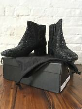 Ash Glitter Dragon Boots size 41/8