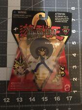 Mattel YuGiOh Yu-Gi-Oh! Series 1 Yugi Action Figure 56452 2 Inches Tall 2002