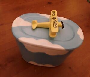 Ceramic Utterly Butterly butter dish