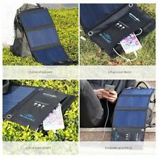 Survival 20W Solar Power Bank Solar Panel Portable Charger External Battery Uni