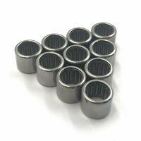 20 PCS 10x16x15 mm HK101615 Needle Roller Bearing Bearings 10*16*15 HK1015